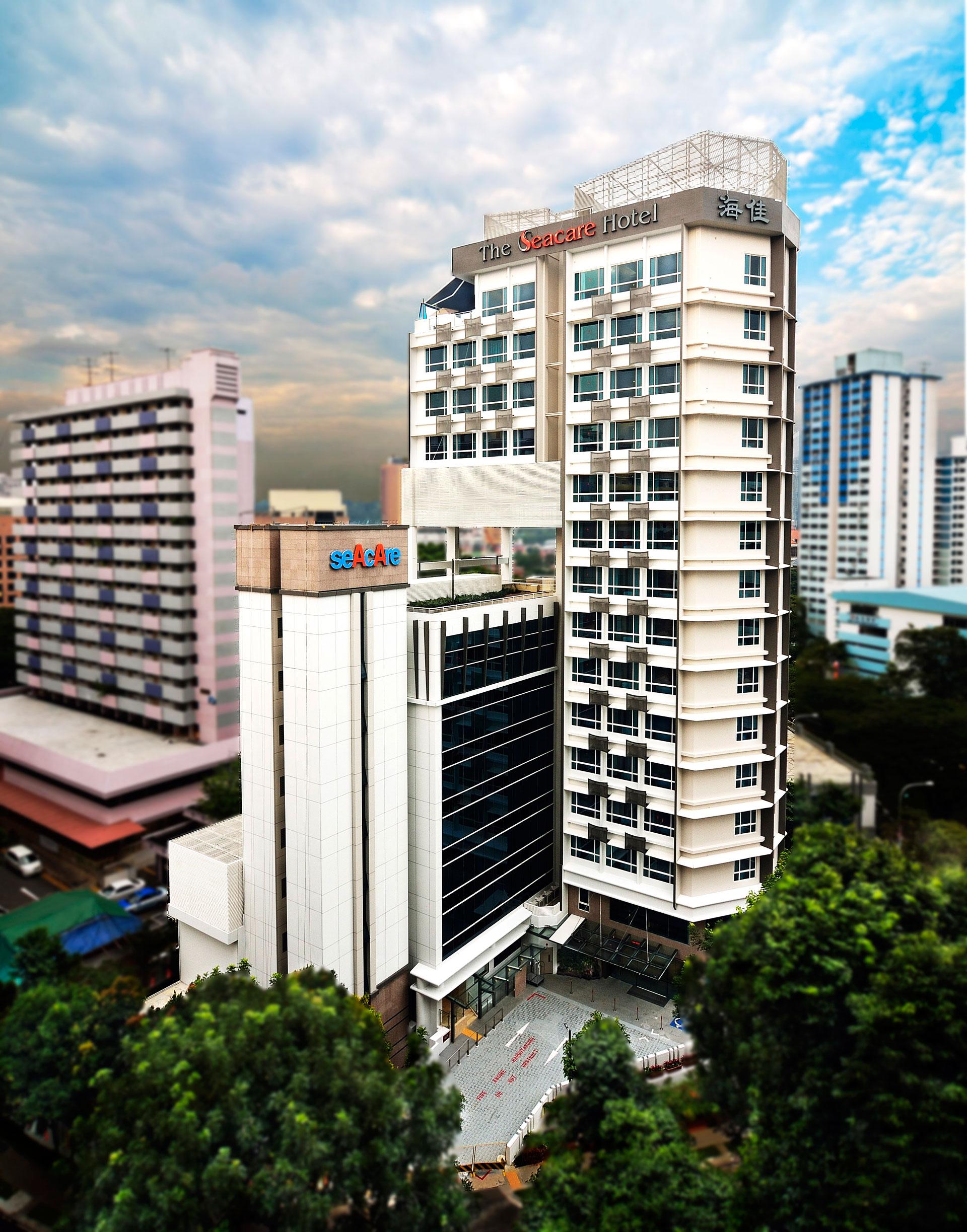Seacare hotel building