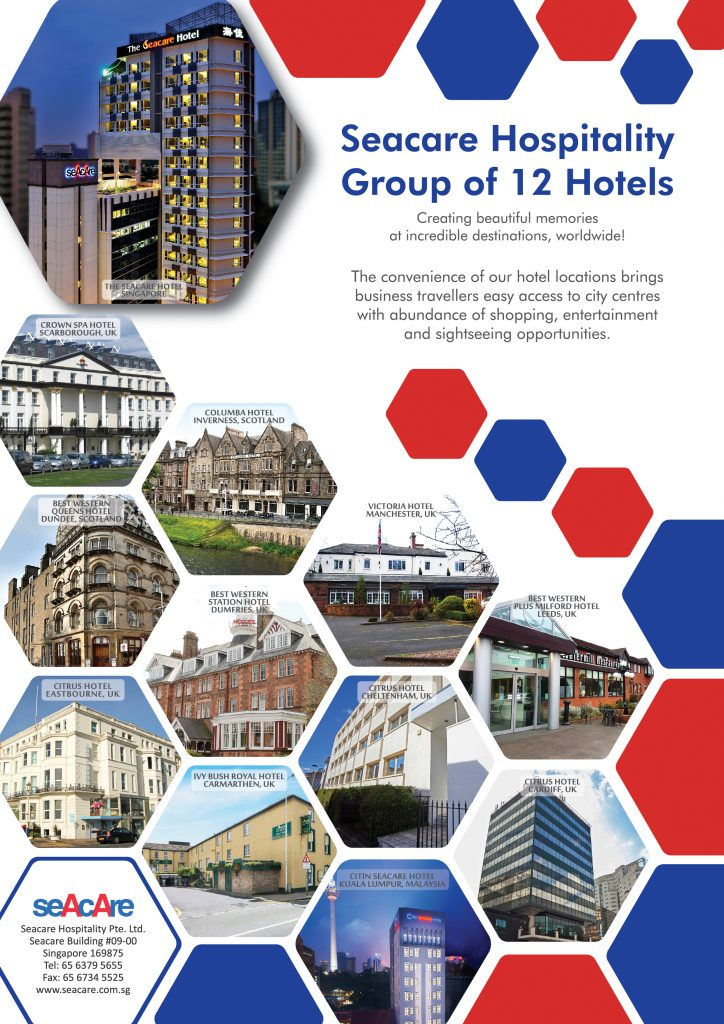 Seacare 12 Hotels 2018